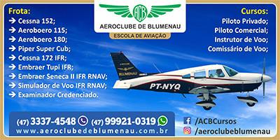 Aeroclube Blumenau