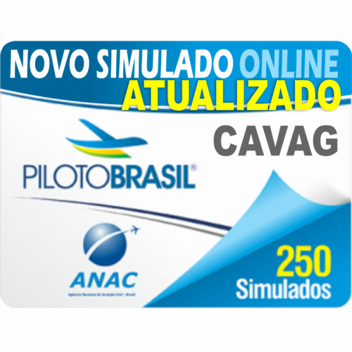 250 Simulado Instrutor de Piloto Agrícola