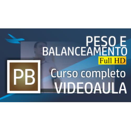 Videoaula Peso e Balanceamento