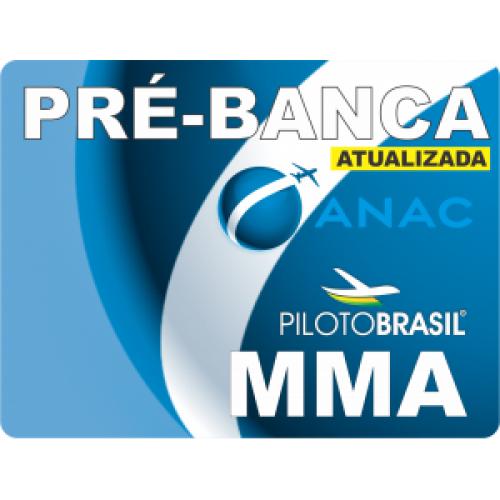 10 Pré-Bancas Mecânico de Manutenção Aeronáutica