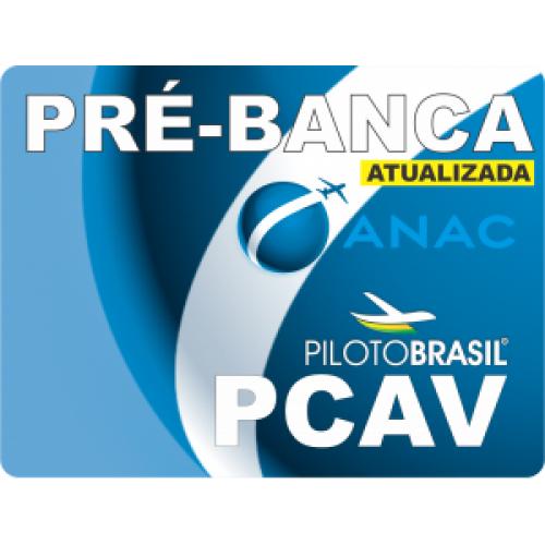 10 Pré-Bancas Piloto Comercial de Avião