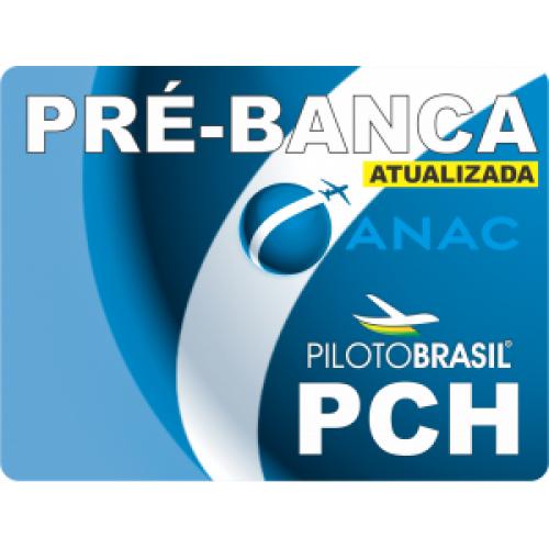 10 Pré-Bancas Piloto Comercial de Helicóptero