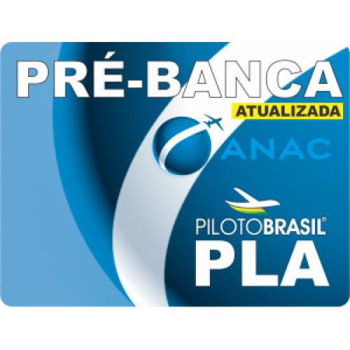 10 Pré-Bancas Piloto de Linha Aérea Avião