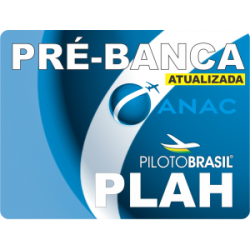 10 Pré-Bancas Piloto de Linha Aérea Helicóptero
