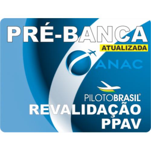 10 Pré-Bancas Revalidação de Piloto Privado de Avião