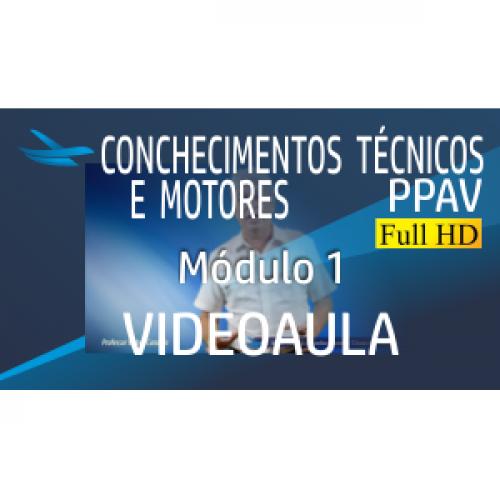 Videoaula Conhecimentos Técnicos e Motores - Módulo 1