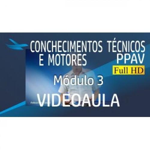 Videoaula Conhecimentos Técnicos e Motores - Módulo 3
