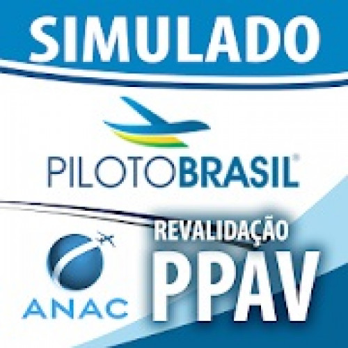 App iOS (Simulados ilimitados) - Revalidação PPAV
