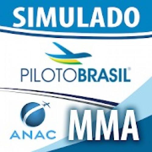 App Android (Simulados ilimitados) - MMA