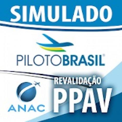 App Android (Simulados ilimitados) - Revalidação PPAV