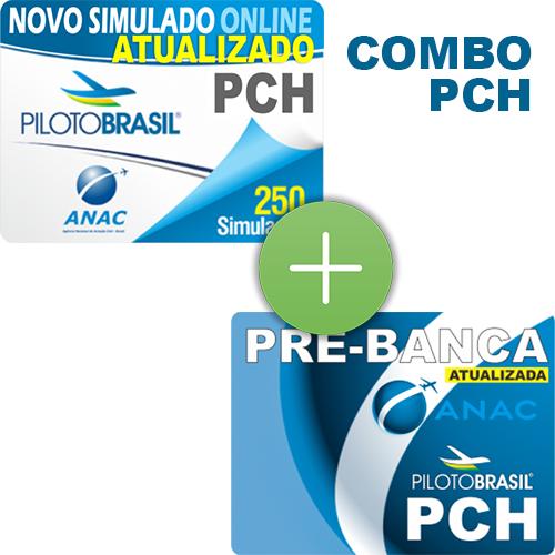 Combo 2 em 1 - PCH