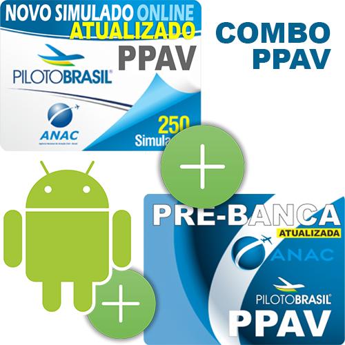 Combo 3 em 1 - PPAV - Android