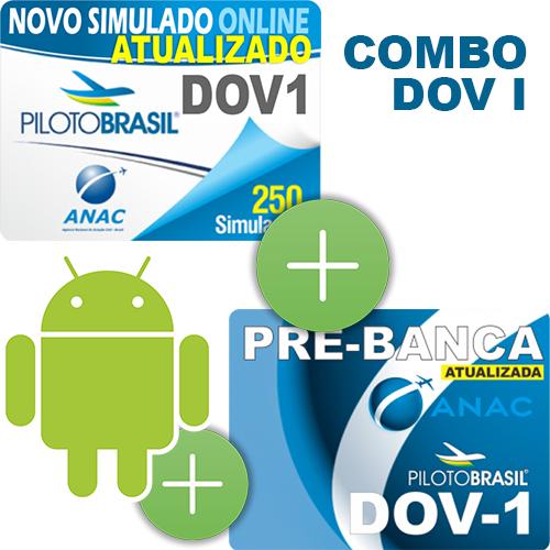 Combo 3 em 1 - DOV I - Android