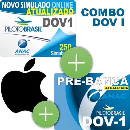 Combo 3 em 1 - DOV I - iOS