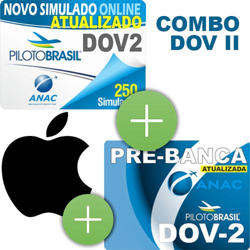 Combo 3 em 1 - DOV II - iOS