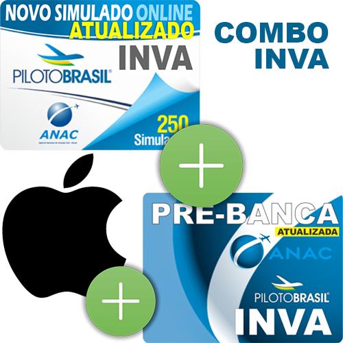 Combo 3 em 1 - INVA - iOS