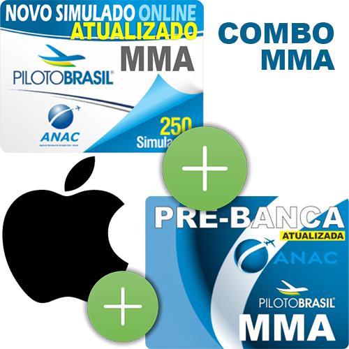 Combo 3 em 1 - MMA - iOS