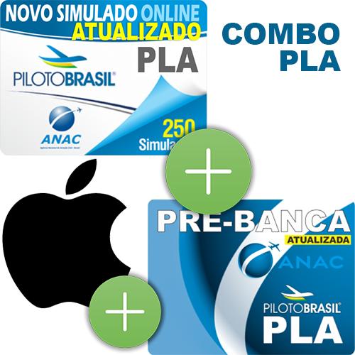 Combo 3 em 1 - PLA - iOS