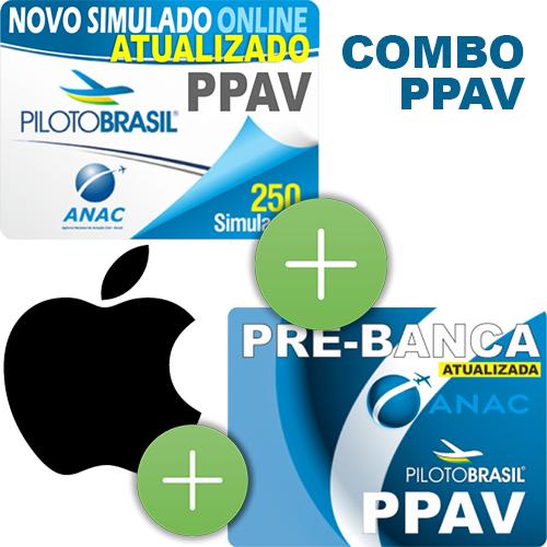 Combo 3 em 1 - PPAV - iOS