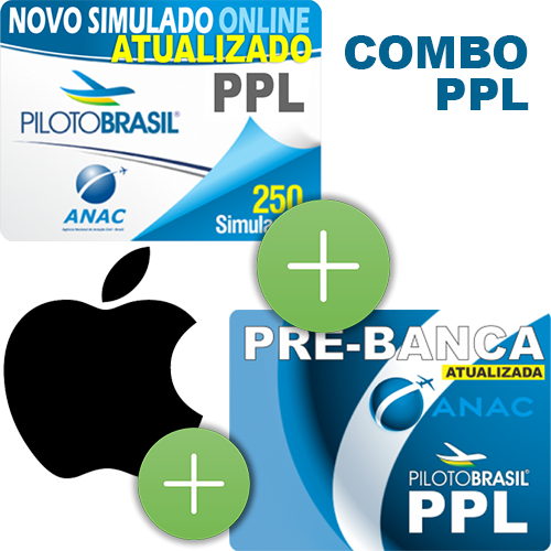 Combo 3 em 1 - PPL - iOS